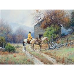 Martin Grelle - Wet Afternoon