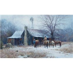 Martin Grelle - Be It Ever So Humble