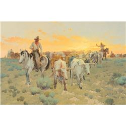 Robert Pummill - Turning the Bell Steer North