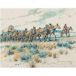 Nick Eggenhofer - Mule Train