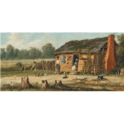 William A. Walker - Low Country Cabin