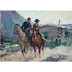 W.H.D. Koerner - Leaving the Old Man
