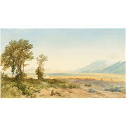 John Henry Hill - Overland Ranch, Ruby Valley, Nevada