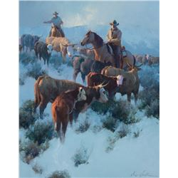 Bill Anton - Winter Palette