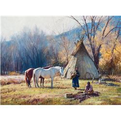 Martin Grelle - Morning Calm