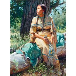 Martin Grelle - She Awaits Her Warrior