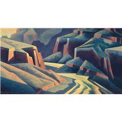 Ed Mell - Inner Canyon Flow