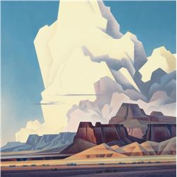 Ed Mell - Across the Desert