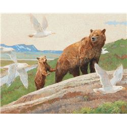 Bob Kuhn - Alaska Fly By