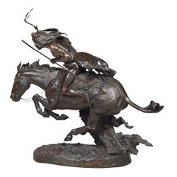 Frederic Remington - The Cheyenne