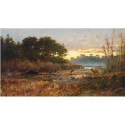John Fery - Snake River Sunset