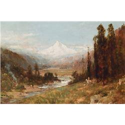 Thomas Hill - Mt Hood
