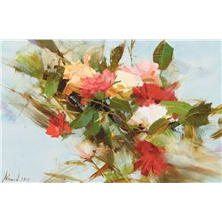 Richard Schmid - Carnations