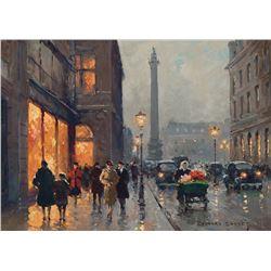 Edouard Cortes - Rue de la Paix-Vendome