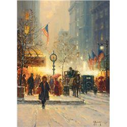 G. Harvey - Holiday Lights NYC