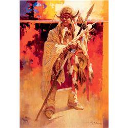 Roy Andersen - The War Bonnet Robe