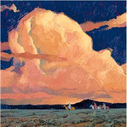 John Moyers - Fleeting Drama - Taos