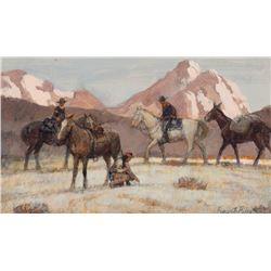 Kenneth Riley - Following the Trail