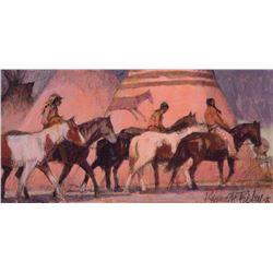 Kenneth Riley - Stolen Ponies