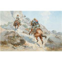 Herman Hansen - Cruising for New Pastures