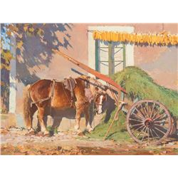 R.S. Riddick - Cart Before the Horse