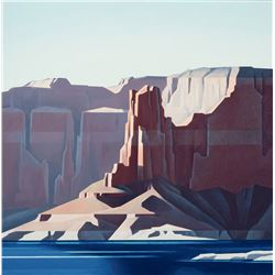 Ed Mell - Blue Water Lake Powell