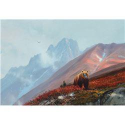 Michael Coleman - High Range Bear
