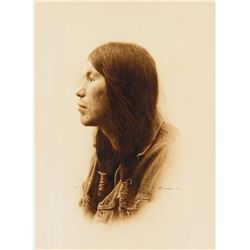 "James Bama - Richard Smith - ""Flaming Rainbow"", Part Arapahoe, Part Sioux Indian"