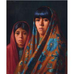 Henry Balink - Daughters of a Vanishing Race