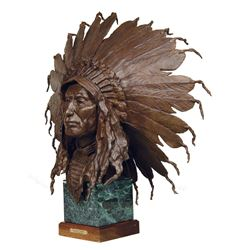 Richard Greeves - Eagle Chief
