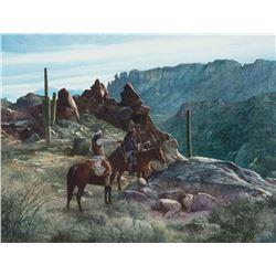 Richard Axtell - Finding the Trail