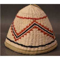 NEZ PERCE INDIAN HAT