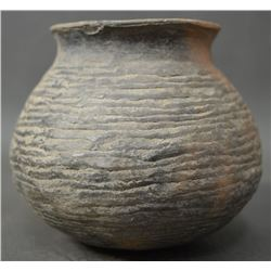 MIMBRES POTTERY OLLA