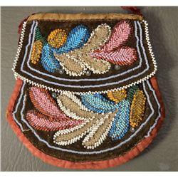 IROQUOIS INDIAN BAG