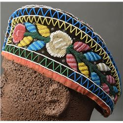 IROQUOIS INDIAN HAT