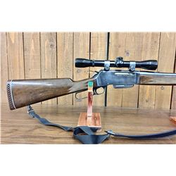 Browning Lever Action .243 with Scope