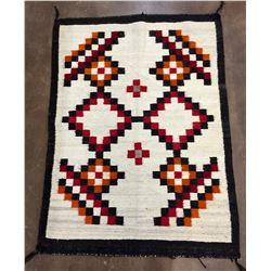 Vintage Navajo Textile