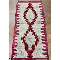 Twill Weave Navajo Textile