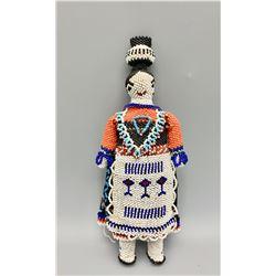 Beaded Zuni Doll