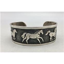 Horse Themed Storyteller Bracelet