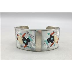New Old Stock Zuni Inlay Bracelet