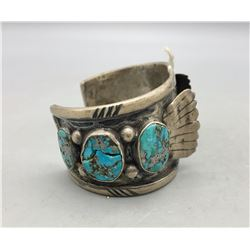 Old Pawn Watch Bracelet from Jewel Box Collection
