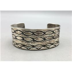 New Old Stock Sterling Silver Bracelet from Jewel Box Collection