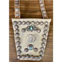 Vintage Bandolier Bag