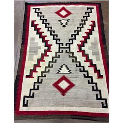 Early 1900s Regional Navajo Rug