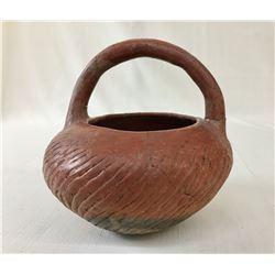 Casas Grandes Corrugated Pot