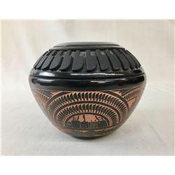 San Juan Pueblo Pot - Tapia