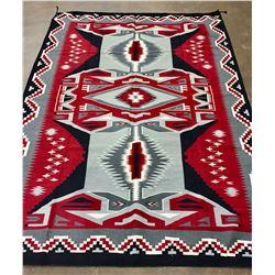 Large Ganado Navajo Textile
