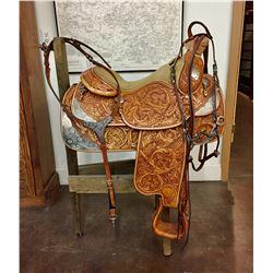 TexTan Show Saddle