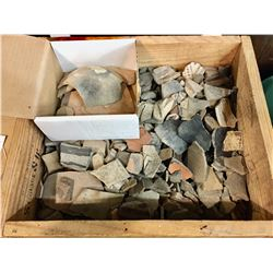 Group of Pottery Shards